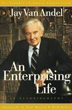 An Enterprising Life by Jay Van Andel (1998, Hardcover)