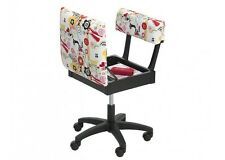 Horn Sewing Furniture LE Gaslift Sewing Chair Notions Colour on White