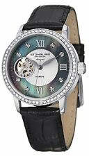 Stuhrling Original 710 02 Women's Vogue Memoire Analog Automatic Self Wind Watch