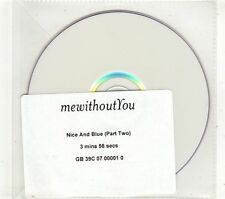 (GT653) Mewithoutyou, Nice And Blue (part Two) - DJ DVD