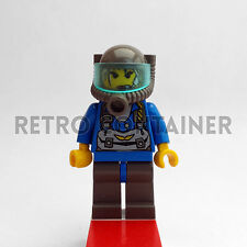 LEGO Minifigures - Jet - rck009 - Rock Raiders Omino Minifig Set 3349