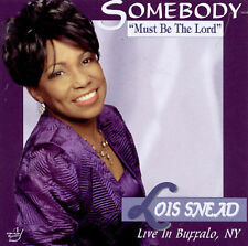 Snead, Lois: Somebody Live Audio Cassette