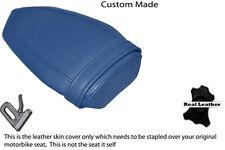 Todos los Blue Personalizado Para Mv Agusta F3 675 800 10-14 Trasero necesidades cubierta de asiento