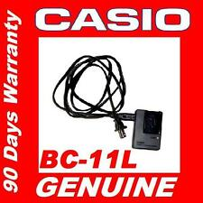 Original CASIO BC-11L Charger NP-20 NP-20DBA Battery