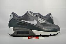 NEW Women's Nike Air Max 90 Essential DARK WOLF GREY ANTHRACITE 616730-030 sz 7