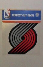 PORTLAND TRAIL BLAZERS 4 X 4 DIE-CUT DECAL OFFICIALLY LICENSED PRODUCT