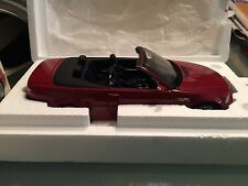 1/18 Kyosho E46 M3 Red Convertible