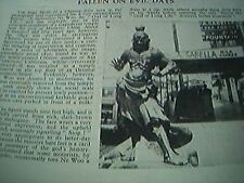 ephemera 1953 article ne woo god of long life minhow china