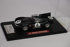 IXO JAGUAR TYPE D  #4 WINNER LE MANS 1956 1/43