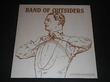 "BAND OF OUTSIDERS   LP 33T 12""   EVERYTHING TAKES FOREVER   NR 335"