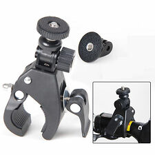 For Gopro ca 4/3+/3/2 Accessory Bicycle Motorcycle Handlebar Tripod Mount Holder