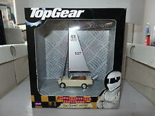 Oxford TG02 1/43 Triumph Herald Sailboat Channel Challenge Top Gear