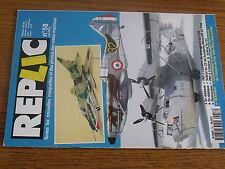 1µ?a Revue REPLIC maquettes n°58 Sukhoi SU-22 PBY-5 Catalina