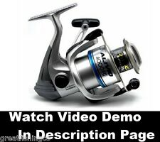 Shimano Alivio 4000 Front Drag Fishing Reel