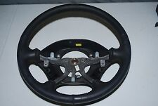 ★★1999-04 300M LHS LEATHER STEERING WHEEL-INTREPID BLACK CHARCOAL AGATE★★