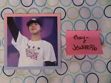BTS DVD Jimin Photocard Bangtan Boys Live on Stage 2016 Epilogue Concert k-pop
