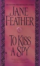 BUY 2 GET 1 FREE To Kiss a Spy by Jane Feather (2003, Paperback)