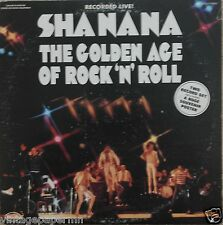 Sha Na Na The Golden Age Of Rock 'n' Roll 1973 LP Kama Sutra Records KSBS 2073-2