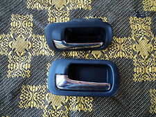 01-05 Honda Civic 5door N/S/F Front Left Door Inner Handle