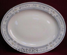 MINTON china PENROSE S769 pttrn OVAL MEAT PLATTER