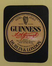 VINTAGE BRITISH BEER LABEL - DONNINGTON EXTRA STOUT GUINNESS #2