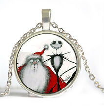 Nightmare Before Christmas pendant wonderful necklace Gifts Necklace DD   254