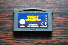 Jeu SPACE INVADERS pour Nintendo Game Boy Advance GBA