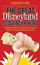 The Great Disneyland Scavenger Hunt : A Detailed Path Througho (FREE 2DAY SHIP)