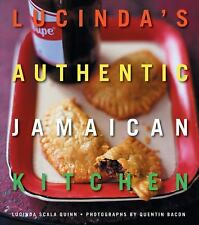 Lucinda's Authentic Jamaican Kitchen by Quentin Bacon and Lucinda Scala Quinn...