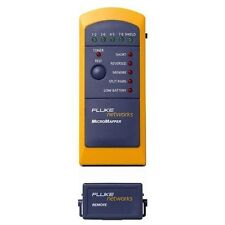 Fluke Networks Micromapper - 2 X Rj-45 Female - Network Testing Device