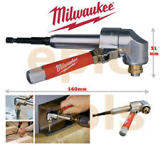 MILWAUKEE OSD2 Right Angle 90 Degree Cordless Drill Screwdriver Bit Attachment