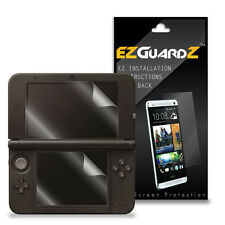 3X EZguardz LCD Screen Protector Skin HD 3X For Nintendo 3DS XL (Ultra Clear)