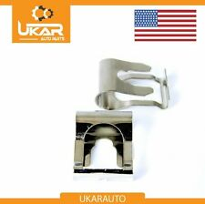 x2 Chrome ONE WIPER WORKING? WINDSCREEN WIPER MOTOR LINKAGE LINK REPAIR CLIP KIT