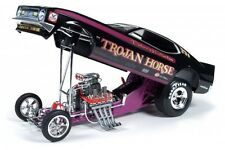 The Doheny and Fullerton 1972 Trojan Horse NHRA Mustang Funny Car 1/18 Legends