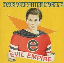 Rage Against The Machine-Evil Empire CD