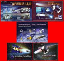 MALDIVES 2006 SPACE/ASTRONOMY COLLECTION = 2 S/S + 3 M/S MNH ** CV$36.00