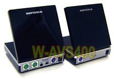 Primuim 2.4Ghz Wireless Video/Audio Sender + IR Extender Max Range 1000FT