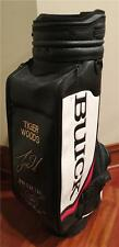 Classic mid-size Belding Tiger Woods Buick Tour Staff Leather Golf Bag