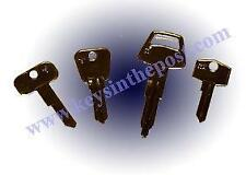 Land Rover Key Cut to Number or Photo 90 110 130 Defender