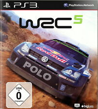 Sony Playstation 3 PS3 Spiel WRC 5 - FIA World Rally Championship