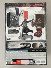 Assassin's Creed: Unity Collector's Edition PS4 NEW IN BOX (FREE SHIPPING)