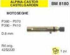 POMPA OLIO MOTOSEGA ALPINA CASTOR CASTELGARDEN P360 P370 P390 P410 D 8mm 4252220