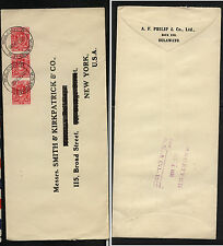 Southern  Rhodesia cover to  US   1931          MS1207