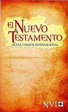 NVI Spanish New Testament - Nuevo Testamento : Nueva Versión Internacional by...