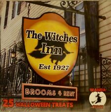THE WITCHES INN 'Brooms 4 Rent' - 25 Halloween Tunes