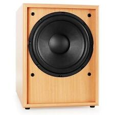 HOME CINEMA THEATRE ACTIVE SUBWOOFER 250W RMS BASS SUB *FREE P&P SPECIAL OFFER