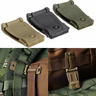 5 10Pc EDC Molle Strap Backpack Bag Webbing Connecting Buckle Clip Outdoor Tools