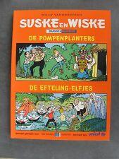 Suske en Wiske dubbelnummer  De pompenplanters & De efteling-elfjes!!