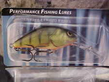 "Salmo Hornet Sinking H6S HP 2 1/2"" in HOT PERCH for Bass/Walleye/Pickerel Lure"
