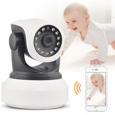 Wireless WiFi 720P Pan Tilt Network Security CCTV IP Camera Night Vision Webcam